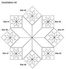Blazing Stars Quilt | FaveQuilts.com & Blazing Star Quilt Adamdwight.com