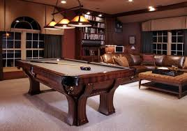 Billiards Room Decor