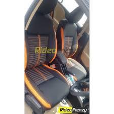 maruti new baleno premium leather seat covers