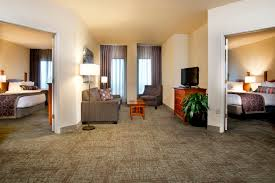 Suite Life Staybridge Suites Downtown New Orleans - Two bedroom suite hotels