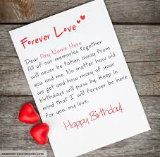 Love Birthday Quotes New Love Forever Inspirational Birthday Quotes With Name