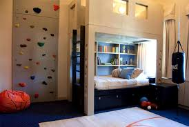 Top Bedroom Engaging Sports Themed Design Ideas Sets Boys | Home ...