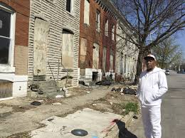 In Baltimore Hopes Turning Abandoned Properties Into