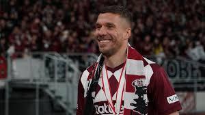 rtl in today's weird news: Ex Weltmeister Lukas Podolski Wird Juror Bei Castingshow Das Supertalent Eurosport