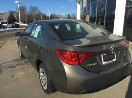 New 2018 Toyota Corolla 4 Door Car in Brockville, ON 10292