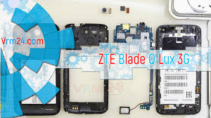 🔬 Tech review of ZTE Blade Q Lux 3G ...