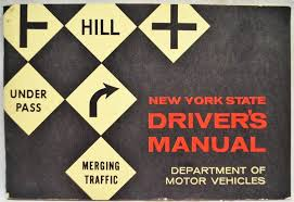 new york state department of motor vehicles drivers manual 1962 vine driving ebay