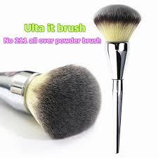 ulta makeup brushes. brand professional makeup brushes ulta it cosmetics all over powder brush #211 kit pinceis maquiagem make up contour primer sets from a