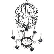 hot air balloon crystal chandelier architecture hot air balloon chandelier furniture