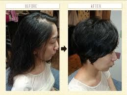 髪の毛 多い 髪型 女