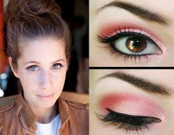holiday party makeup tutorials