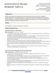 Sample Bank Manager Resume Assistant Branch Manager Resume Samples Qwikresume