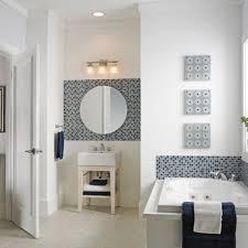 Bathroom Round Bathroom Mirrors Mirror With Shelf In The Bay Area