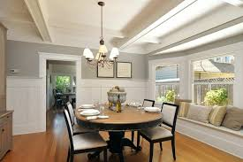 wainscoting dining room. Wainscoting Dining Room Charming Diy . S