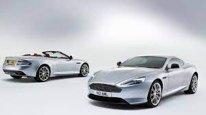 Aston Martin Reveals 2013 Db9 Axes Virage