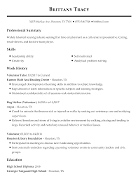 View 30 Samples Of Resumes By Industry Experience Level
