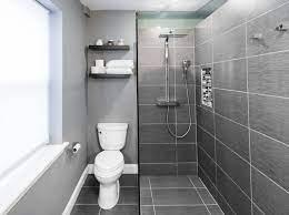 Salão com aproximadamente 45m² banheiro ótimo ponto para negócios automobilísticos! Banheiros Pequenos Fotos E Dicas Imperdiveis Arquidicas
