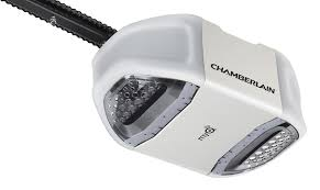 review chamberlain group pd220 1 2 hp chain drive garage door opener