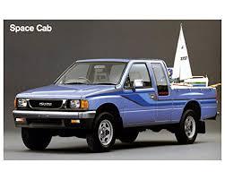 Amazon.com: 1991 Isuzu Space Cab Pickup Truck Factory Photo ...