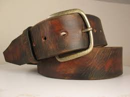 I lost my aged brown leather belt and I desperately need to replace it. Plus