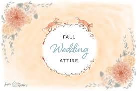 semi formal attire wedding invitation wording elegant what to wear to every type of fall wedding