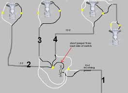 wiring multiple recessed lights diagram wiring diagram \u2022 electrical wiring diagram two lights one switch installing multiple recessed lights to one switch www lightneasy net rh lightneasy net wiring diagram for