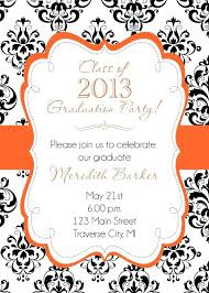 Free Graduation Announcements Templates Graduation Invitations