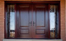 Top Exterior Double Doors With Design Of Double Exterior Entry