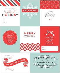 60 Free Printable Christmas Gift Tags Christmas Gift Tags