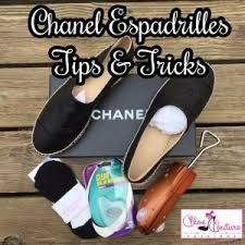 Chanel Espadrilles Size Chart Chanel Espadrilles Tips On Buying Comfort And Care