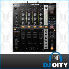 pioneer 2 channel mixer. pioneer performance dj mixer back ebay_djm750k 2 channel