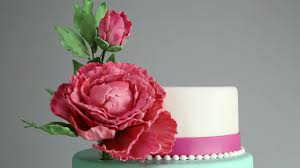 Sugar Paste Cake Decorating Make Cherry Blossom Gum Paste Flowers On Craftsy