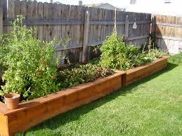 garden planter box ideas image and description