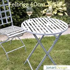 jonart design felbrigg folding 60cm round table