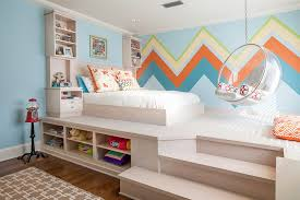 Best Kids Bedroom View In Gallery Small Kidsu0027 Bedroom Makes Perfect Use  Of Available Space