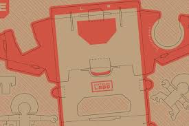 Nintendo Labo Print Out Templates For Spare Parts Polygon