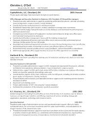 Assistant Office Manager Resume Sample Resume Format Hedge Fund