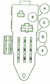 toyota runner fuse box diagram image stop lampcar wiring diagram page 6 on 2005 toyota 4runner fuse box diagram
