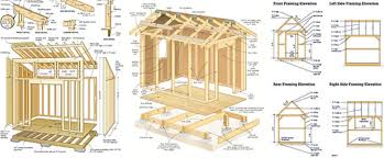 Small Picture RyanShedPlans 12000 Shed Plans with Woodworking Designs Shed