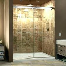 alternative to glass alternatives shower doors corner enigma air tub door medium and cur