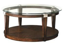 hammary coffee table hammary solitaire contemporary round coffee table with glass top nesting tables 9 hammary