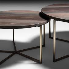 italian stone designer coffee table