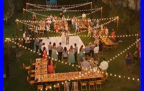 awesome outdoor lighting for weddings best wedding photography ideas 1440