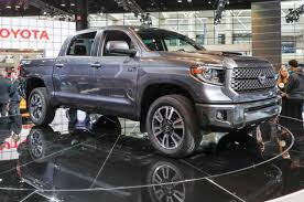 2018 toyota upcoming vehicles. delighful 2018 2018toyotatundratrdsportfrontthreequarter on 2018 toyota upcoming vehicles