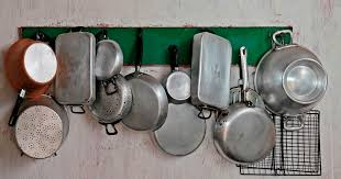 properly your pots and pans