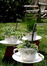 Decorating With Teacups And Saucers 60 DIY Home Decorating Ideas Using Teacups Home Decor 20