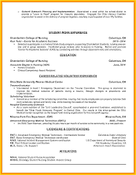 Associates Degree Resume Kordurmoorddinerco Enchanting How To List Associate Degree On Resume