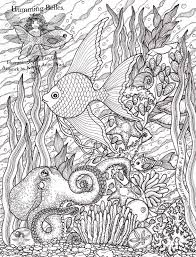 Small Picture Trend Ocean Coloring Pages For Adults 14 With Additional Coloring