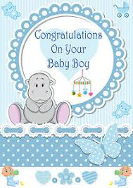 Congratulations On Your Baby Boy Its A Boy Baby Boy Birth Banner Congratulations Its A Baby Boy