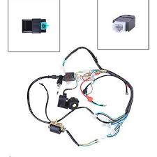 complete electrics atv quad stator 50cc 70cc 110cc 125cc coil cdi complete electrics atv quad stator 50cc 70cc 110cc 125cc coil cdi wiring harness 2